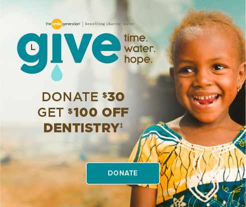 Donate $30, Get $100 Off Dentistry - Pavilions Dental Group