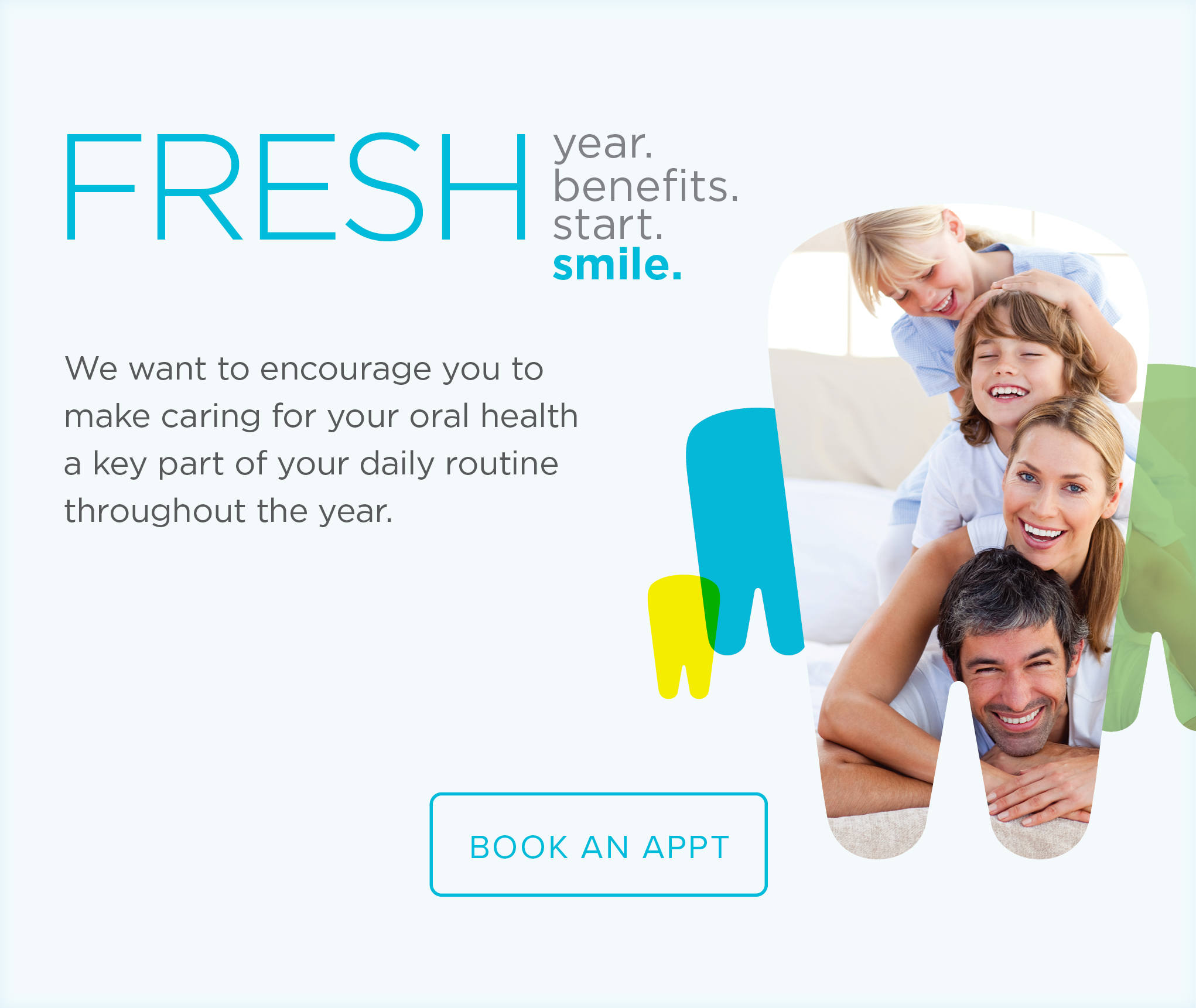 Pavilions Dental Group - Make the Most of Your Benefits